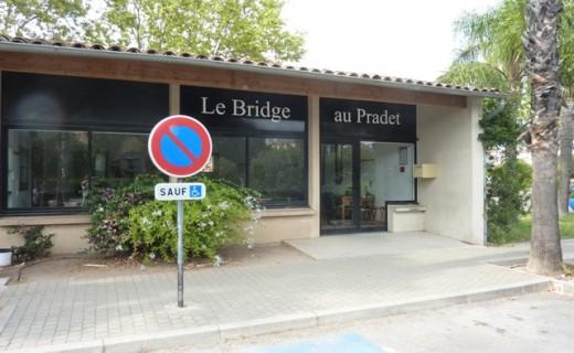 Le Bridge Au Pradet